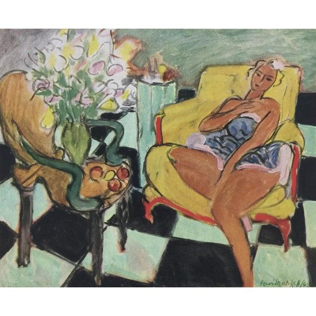 1943 Matisse Portfolio Lithographic Prints Book For Sale - Image 11 of 13