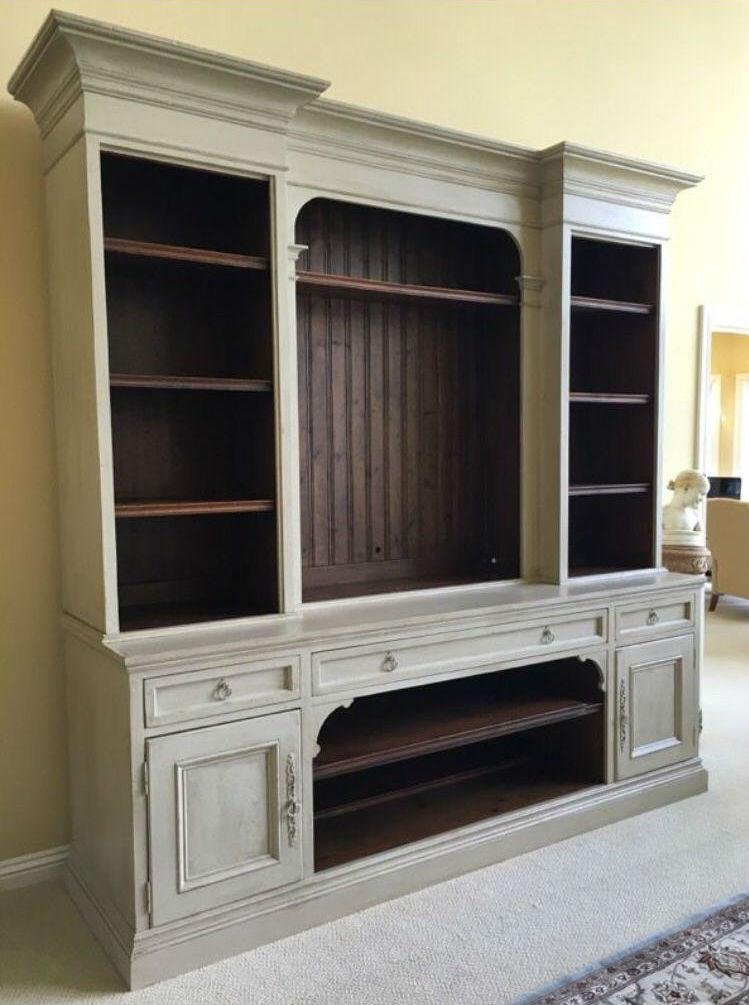 American Classical Habersham Plantation Sussex Cabinet For Sale   Image 3  Of 3