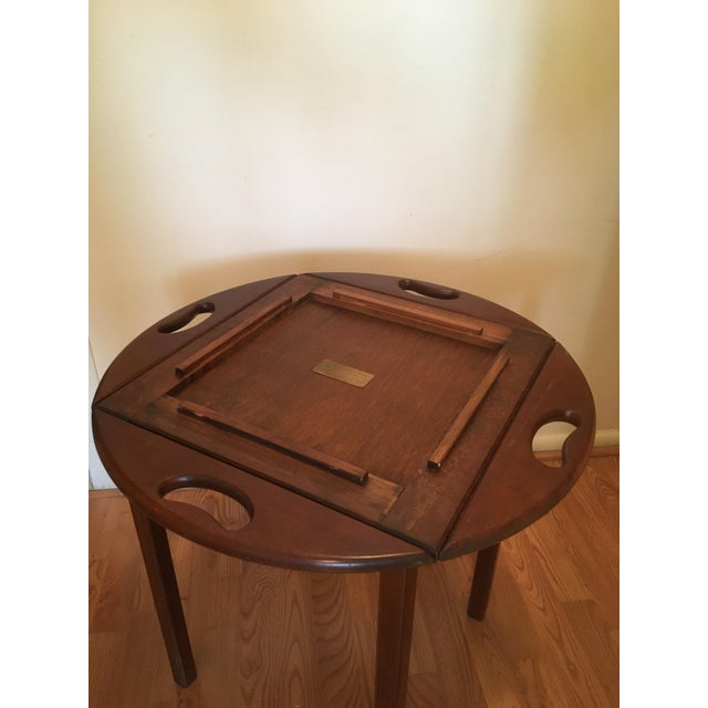 Late 20th Century 20th Century Bombay Butler Tray Table For Sale - Image 5 of 13