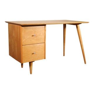 1960s Mid-Century Modern Paul McCobb Planner Writing Desk For Sale