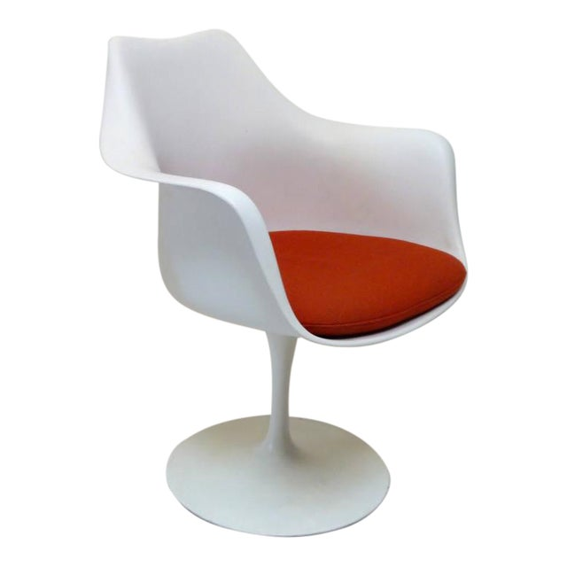 Eero Saarinen Tulip Arm Chair - Image 1 of 6