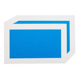 "Brent Hallard ""Mailer Blue"", Painting For Sale"