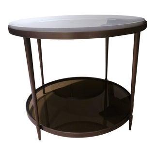 Baker Oberon End Tables For Sale