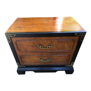 Bassett Chinoiserie Asian Side Table