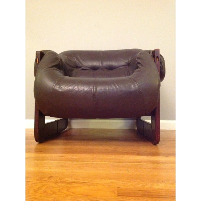 Mid-Century Modern Percival Lafer Lounge Chair For Sale - Image 3 of 8
