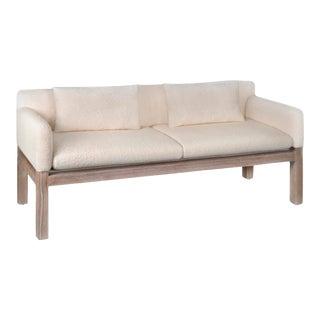Mid-Century Modern John Saladino for Dunbar Post + Beam Sofa For Sale