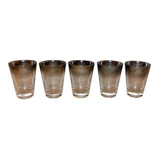 Dorothy Thorpe Cocktail Glasses - Set of 5 For Sale