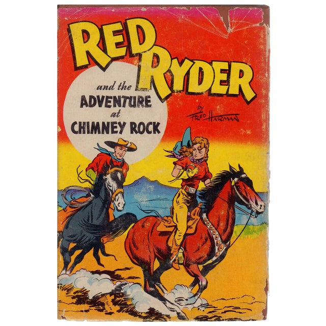 Red Ryder: Adventure at Chimney Rock For Sale