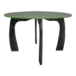 Circa 1945 James Mont Style Center Table For Sale