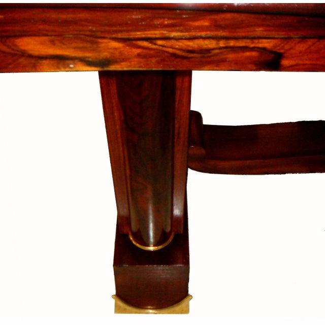 Jules Leleu Dining Table - Image 3 of 7