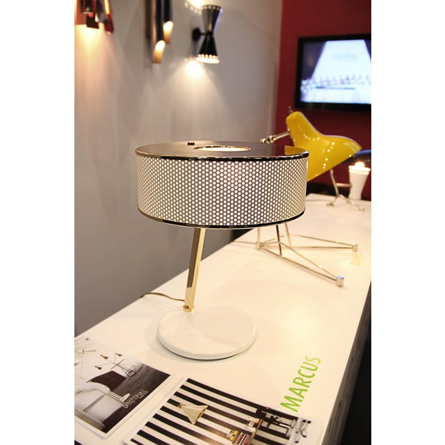 Marcus Table Lamp From Covet Paris For Sale - Image 9 of 13