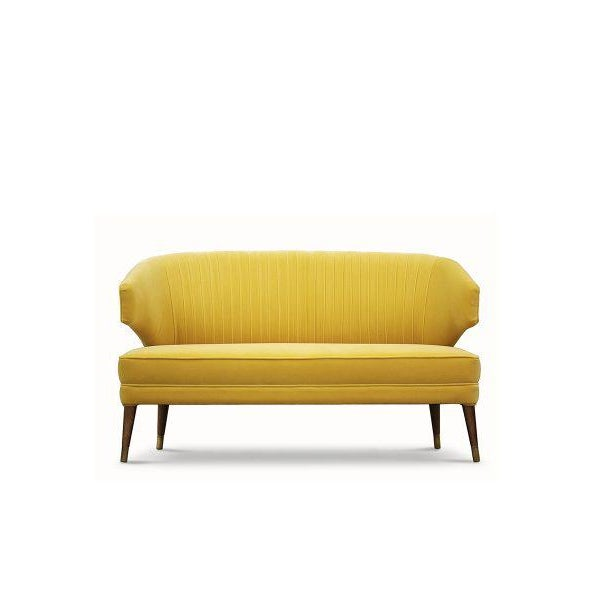 Ibis 2 Seat Sofa From Covet Paris For Sale - Image 4 of 5