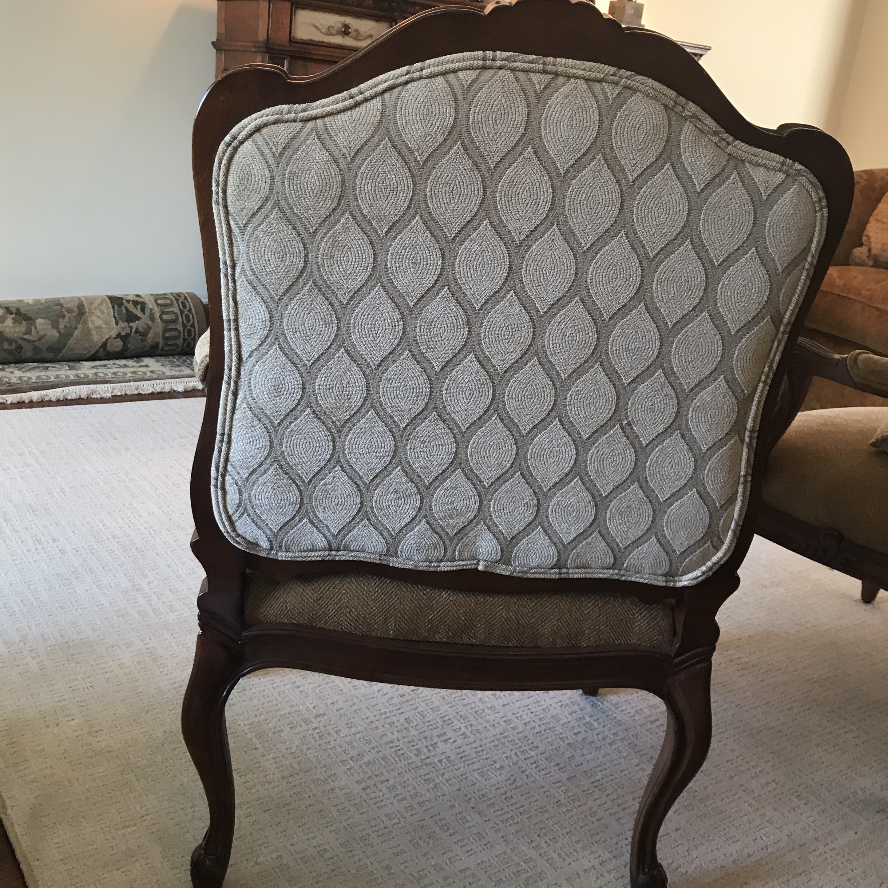 Thomasville Louis XVI Chairs   A Pair   Image 8 Of 10