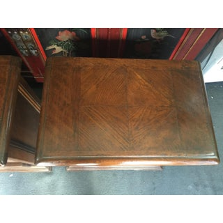 Italian Inlaid Nightstands a Pair Preview