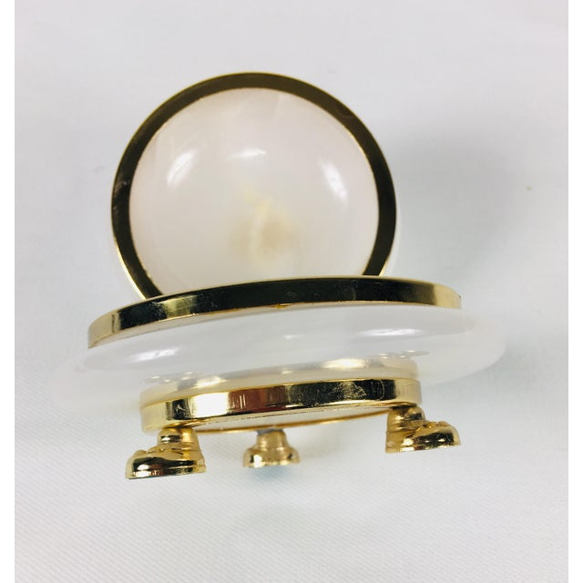 1950s 1950s Italian Onyx Ring Box For Sale - Image 5 of 7