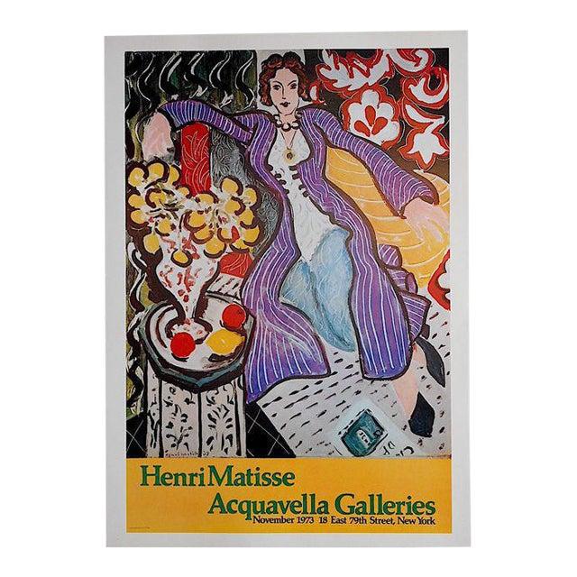 Vintage Poster Lithograph - Henri Matisse For Sale