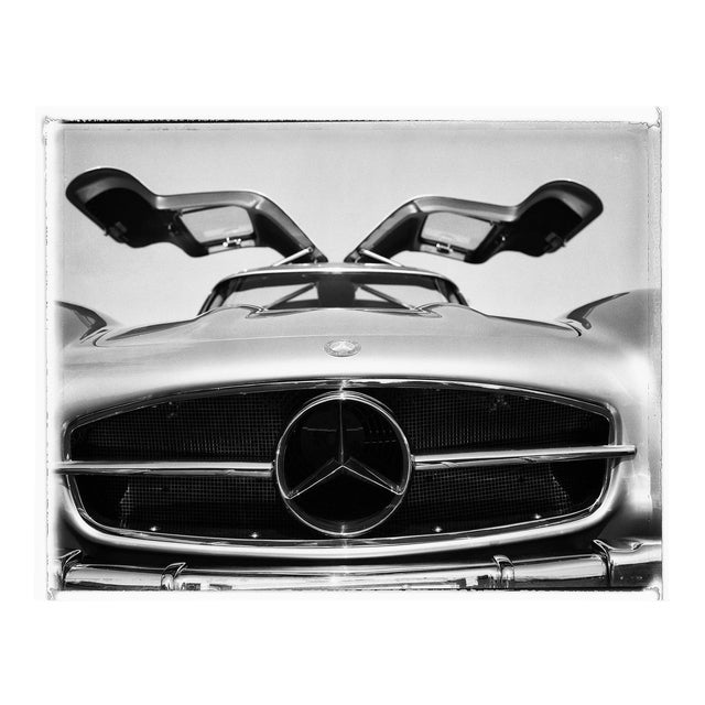 Gullwing Mercedes-Benz Photograph by Charles Baker For Sale