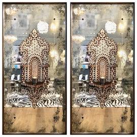 Image of Moorish Mirrors
