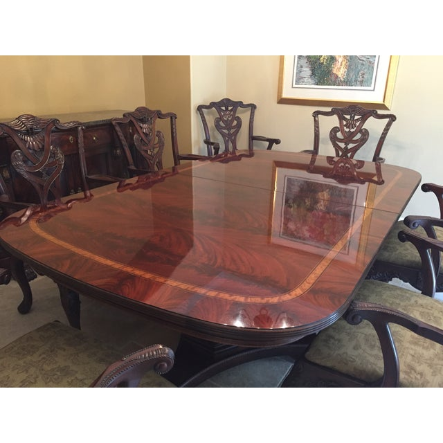 Henredon 'Natchez' Dining Set - Image 5 of 11