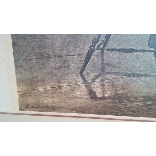 "1961 Andrew Wyeth ""Early October"" Drawing For Sale In Philadelphia - Image 6 of 8"