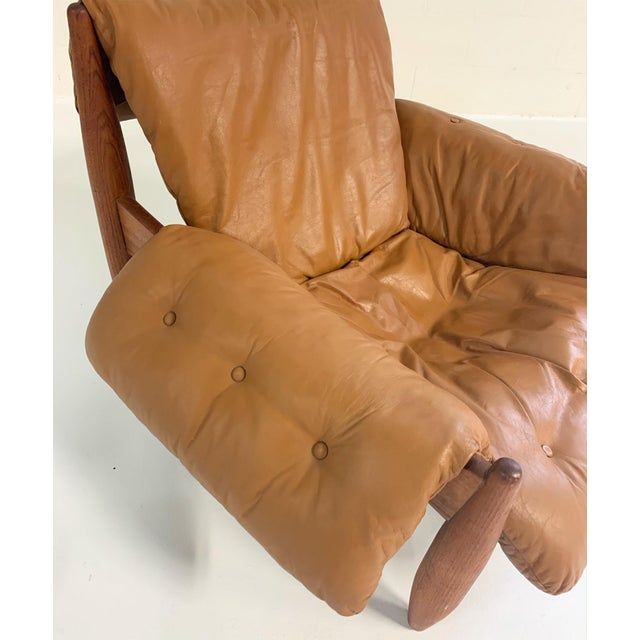 Sergio Rodrigues Sheriff Chair For Sale - Image 11 of 12