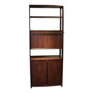 Mid-Century Modern Storage Cabinet Shelf