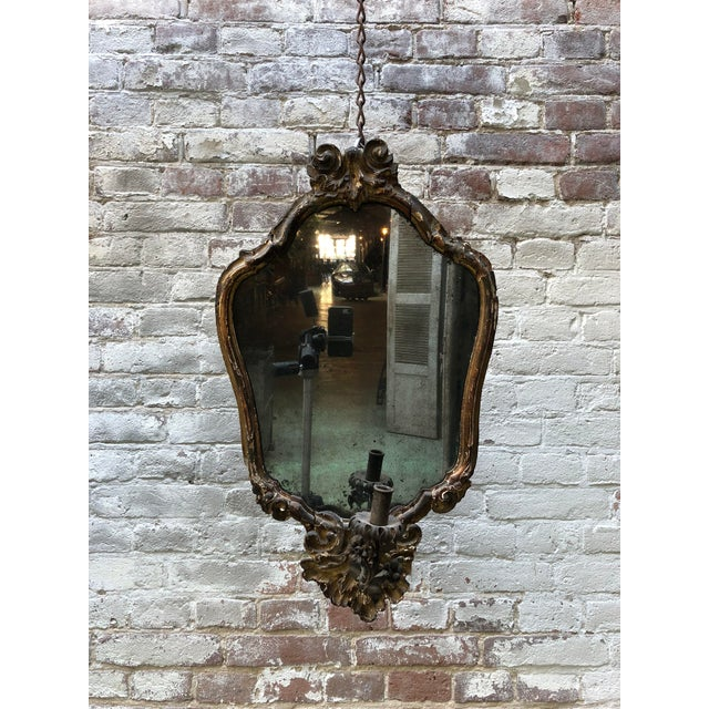 North Italy, C. 1730 , Pair of Mirrors For Sale - Image 11 of 13