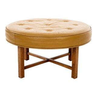 Ottoman/Stool by Baker For Sale