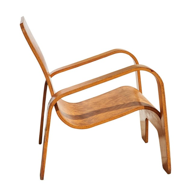"""Han Pieck """"Lawo"""" Lounge Chair by Han Pieck For Sale - Image 4 of 10"""
