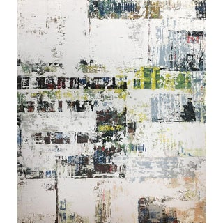 Ned Martin, Promises (Diptych) Painting, 2018 For Sale