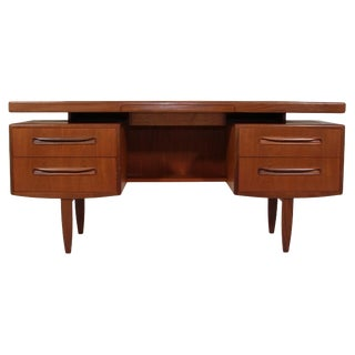Mid Century Teak G Plan Fresco Desk / Vanity 2 of 2