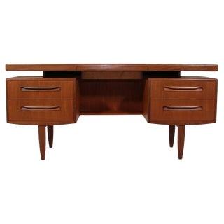 Mid Century Teak G Plan Fresco Desk / Vanity 2 of 2 For Sale