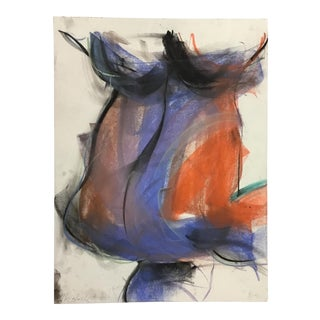 Rolando Rosler Abstract Nude #14 For Sale
