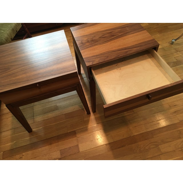Huppe Muebles Inc. Nightstands - A Pair - Image 5 of 7