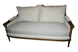 Image of Shabby Chic Sofas