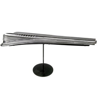 1941 Chevy Hood Ornament on Stand