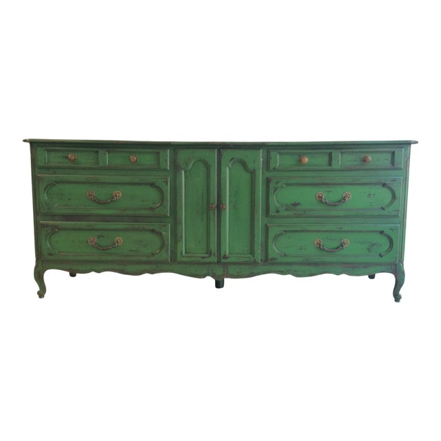 20th Century Provencal Style Credenza For Sale