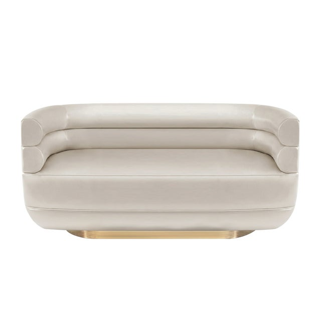 Inspired by the 50's and 60's retro designs, Loren sofa combines the best of the modern flair with the contemporary...