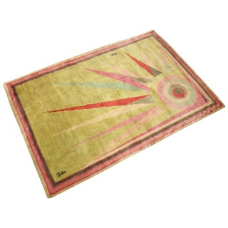 Original Emilio Pucci Rug For Sale