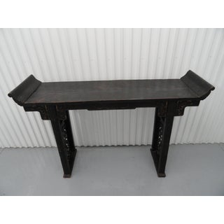 19th Century Chinese Altar Table Preview