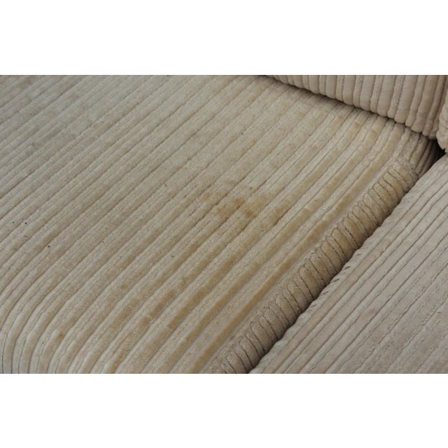 Parsons Sofa by Milo Baughman for Thayer Coggin For Sale - Image 9 of 11