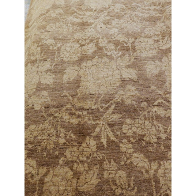 "Textile Hand Knotted Persian Rug - 6'8""x 8' For Sale - Image 7 of 10"