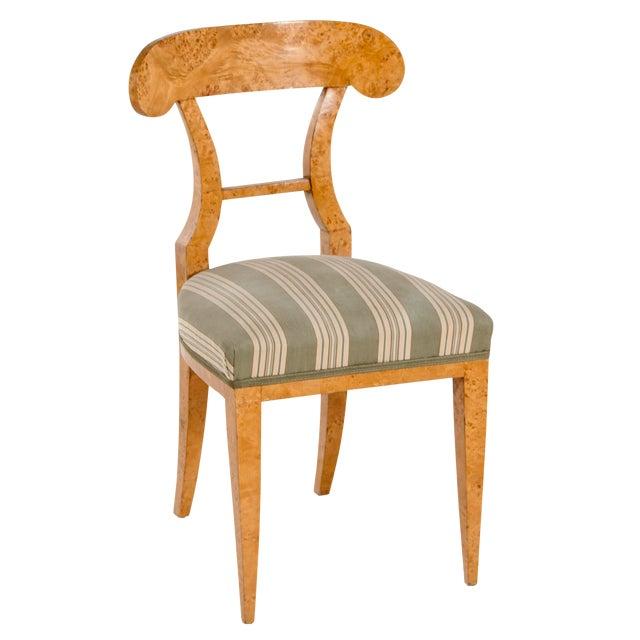 Karelian Birch Russian Chair - Image 1 of 7