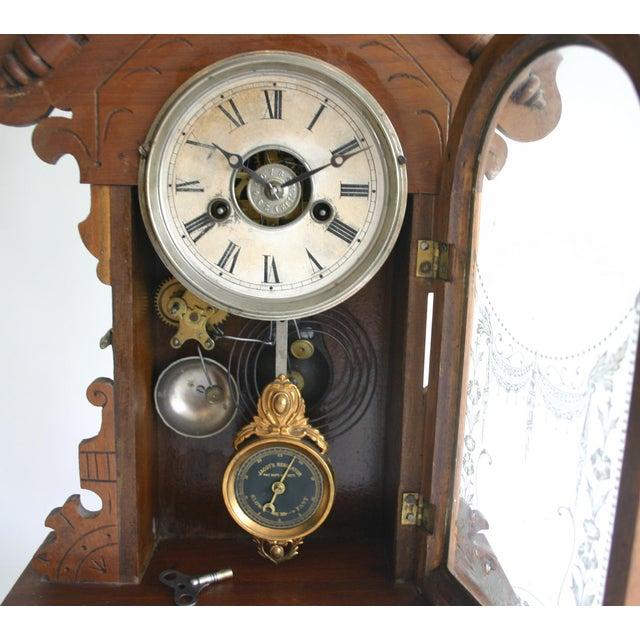 Jacot's Regulator Mantel Clock - Image 4 of 6