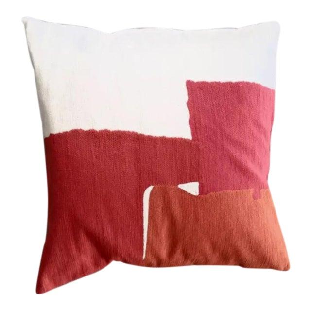west elm steven alan stripes designer decorative pillow. Black Bedroom Furniture Sets. Home Design Ideas
