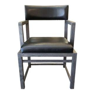Italin Modern Antonio Citterio Simplice Teti Armchair For Sale
