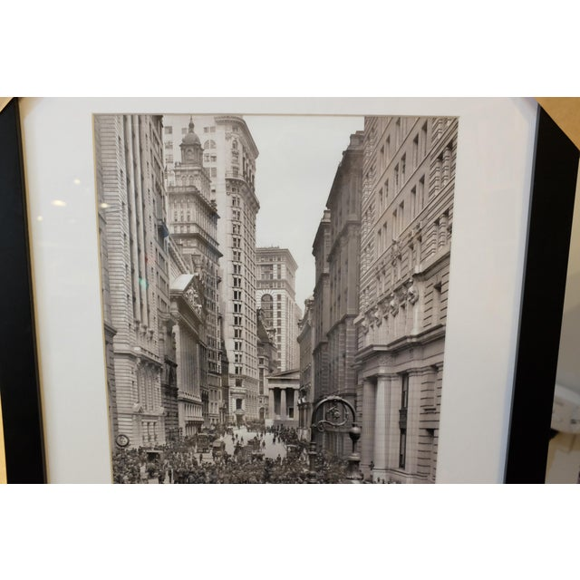 Contemporary Cityscape & Architecture Framed Black & White Photograph For Sale - Image 3 of 6