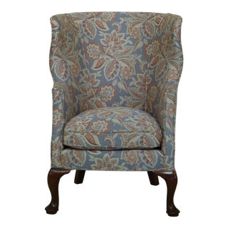 Kittinger Model Cw-166 Colonial Williamsburg Barrel Chair For Sale