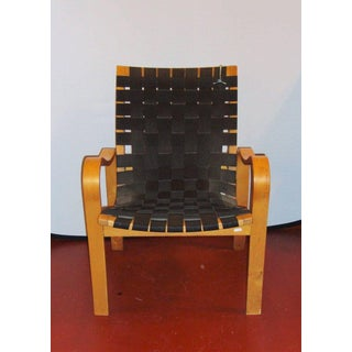 Bruno Mathsson Style Bentwood Recliner Preview