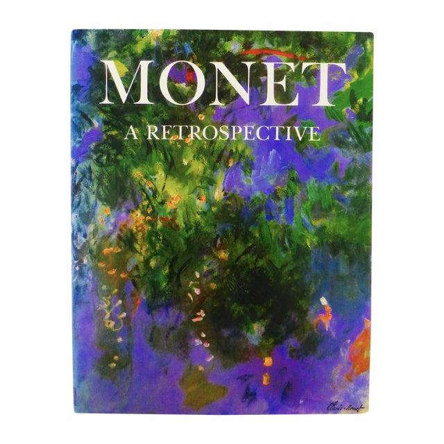 Vintage 'Monet, a Retrospective' Hardcover - Image 1 of 11